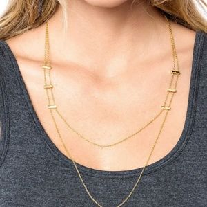 Zuma Layered Necklace